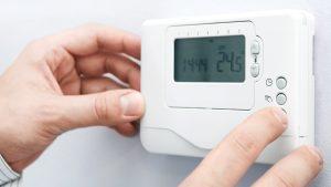 Mit moderner Heitungssteuerung optimalen Energieverbrauch